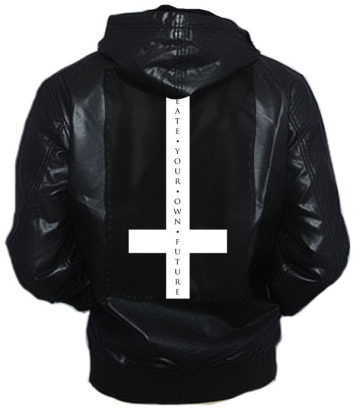 purchase this black zip hoodie here!  www.blackcraft.bigcartel.com