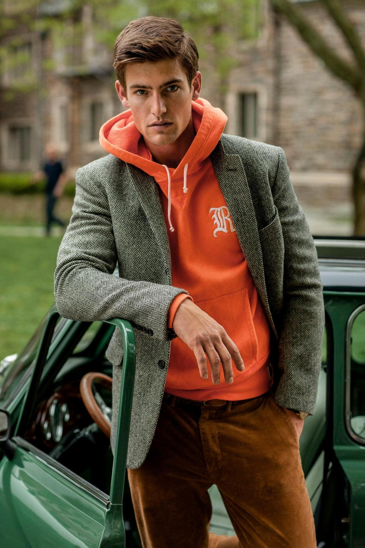 Rugby Ralph Lauren Fall 2012 Lookbook