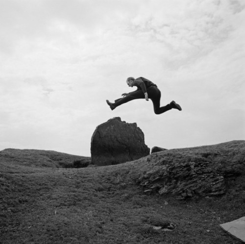 Jones the Jump, Hay Bluff, 1994 Ari Ashley