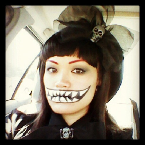 #GothicLolita #cosplay for @SacAnime yesterday, #makeup by @SugarpillMakeup (Taken with Instagram)