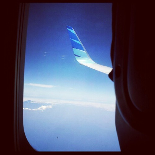 #Indonesia #Surabaya #to #Jakarta #airplane #wing #clouds #instagramania #instagroove #instaswag #all_shots #tweetgram #statigram #igdaily  #followme #instagramers #clubsocial #igdaily #instagramhub #instagramers #iphonesia #mobilephotography #camera #followforfollow #comment #nofilter #likeback #versagram #instadonesia #instanusantara                                                            (Taken with Instagram)