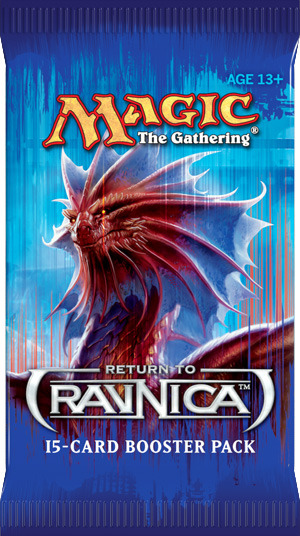 Return to Ravnica Boosters