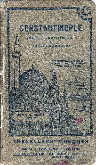 To go to Istanbul in 1929 on Flickr.