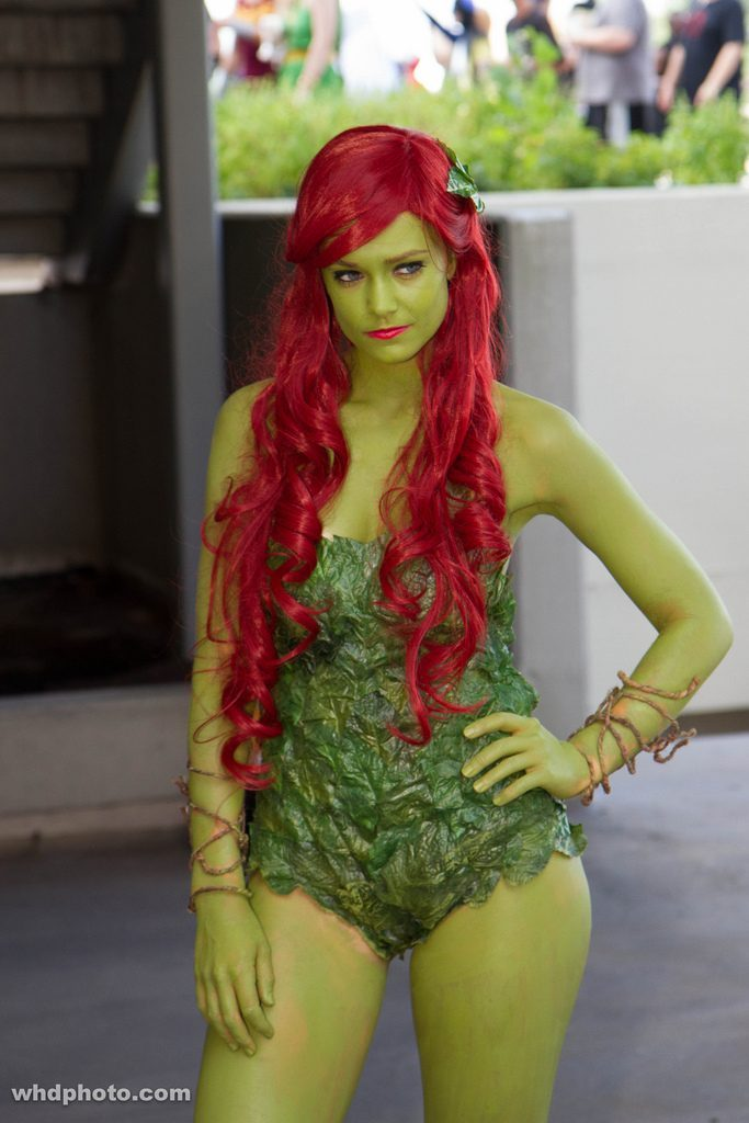 Poison Ivy @ Dragon Con 2012
