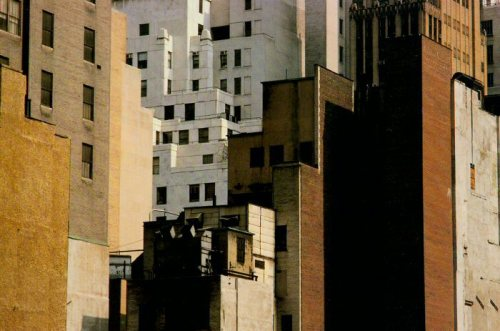 jwstudio:  Harry Callahan, Skyscapers, New York, 1978 (via Harry Callahan, Skyscrapers, New York)