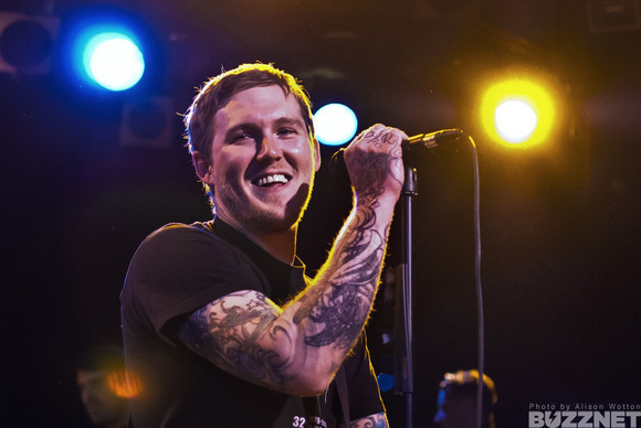 The Gaslight Anthem @ The Roxy 5/18/12 West Hollywood, CA