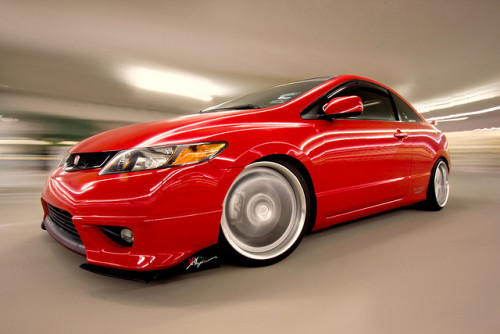 eagl3:  Civic SI (By J. Evins)