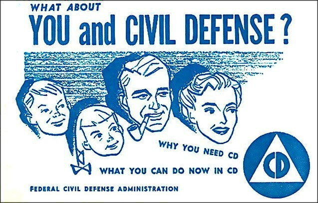 Federal Civil Defense Administration c. 1950s