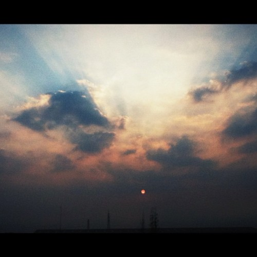 Angelic sky - @fuckyeahphoneographer- #webstagram