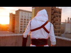 Assassin's Creed Meets Parkour in Real Life Parkour/Free Running stunts performed by Ronnie Shalvis. Video by Devin Graham.