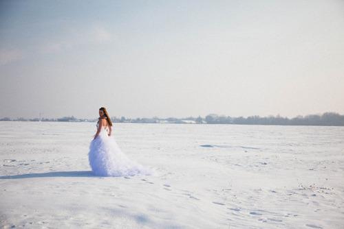 Organiser son mariage en hiver, mariée hiver, organisation mariage hiver
