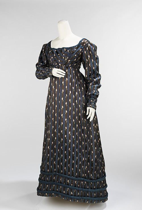Dinner Dress 1820 The Metropolitan Museum of Art