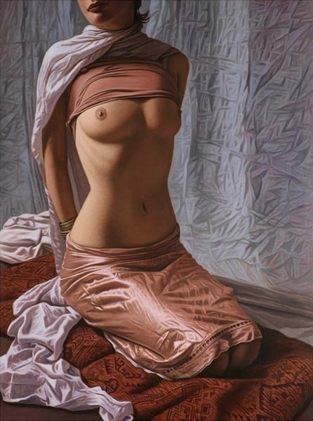 Willi Kissmer - Photorealist Painter