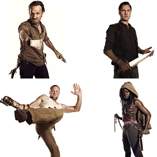 Watch The Walking Dead Season 3 promos online now The Walking Dead Season 3 will be hitting US screens in just over a month, with a UK broadcast to follow shortly after…