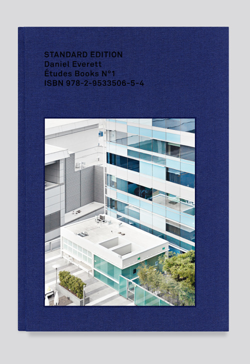 jsbj:  etudes-studio: / Upcoming title STANDARD EDITIONDaniel EverettÉtudes Books N°1ISBN 978-2-9533506-5-4 Photography by Daniel EverettText by Jill DawseyEdited and designed by Études StudioPublished by Études Books, ParisImage post production by JanvierFirst edition, 300 copiesSeptember 2012, printed in EUBook SigningFriday, September 28, 1:00 pmTHE NY ART BOOK FAIRMoMA PS1/ Soon Available online