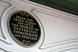 fuckyeahdisneyphotography:  Yesterday, Tomorrow and Fantasy http://bit.ly/OUM7gA