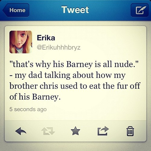 #tweet #twitter #funny #joke  (Taken with Instagram)