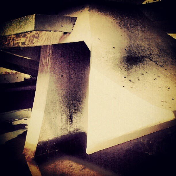 Totally Random #Art #Abtsract #Architecture #Sculpture #Andriography  (Taken with Instagram)