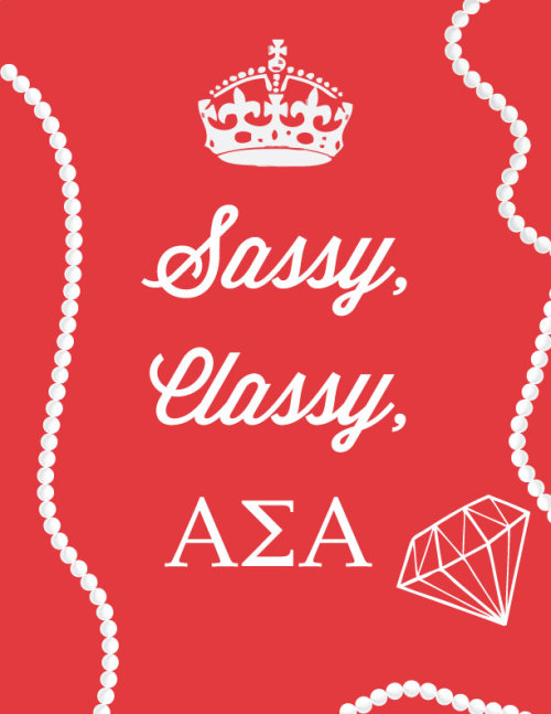 keeping it classy with our Fall recruitment posters <3.