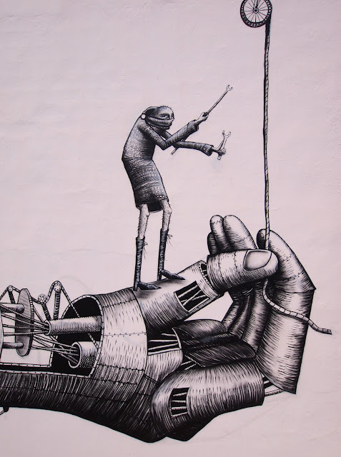 Art by Phlegm