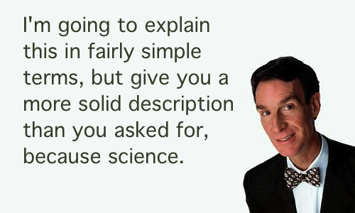 because science /via pass_it-on