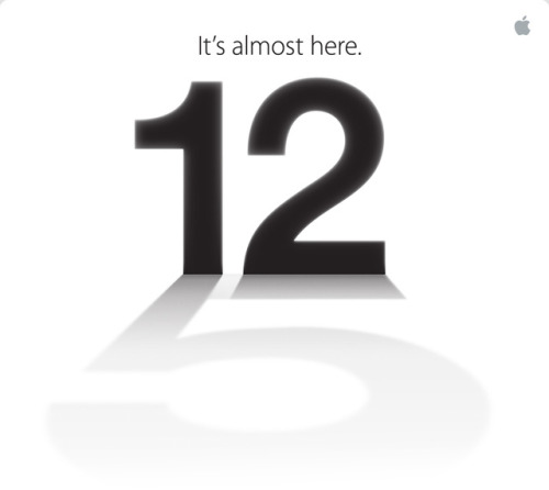 thisistheverge:  Official: Apple holding iPhone event September 12th, and we'll be there live! The industry has been abuzz with rumors that Apple was planning a reveal of its next iPhone in mid-September, and now we know the truth. The company has just mailed out invitations to an event in San Francisco on September 12th at the Yerba Buena Center for the Arts — where Apple has historically launched new products. The Verge will be there covering the event live, with minute-by-minute updates on everything and anything announced.