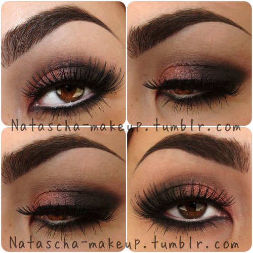 Fall Smokey eyes