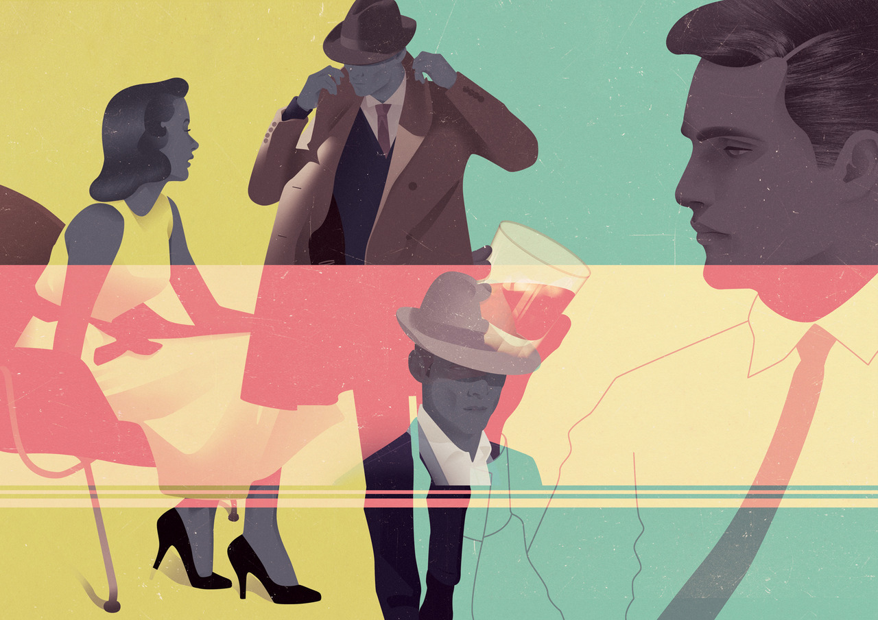 themovementsmoving:  Art by Jack Hughes.  -rip
