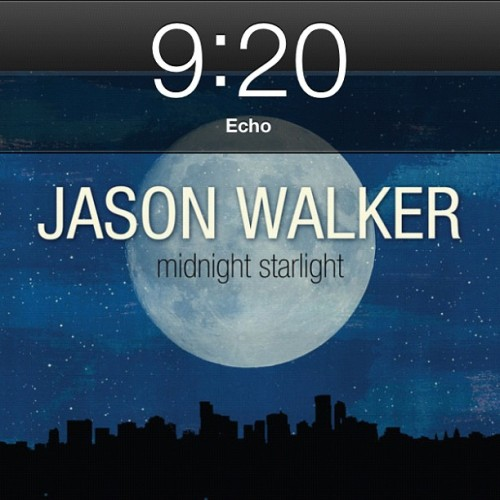 Echo by Jason Walker is such a beautiful song im officially obsessed with it. (Taken with Instagram)