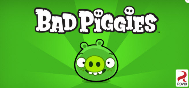 Rovio announces Bad Piggies sequel to revive Angry Birds Dean Takahashi, venturebeat.com Angry Birds Space, the most recent Angry Birds title from Rovio, has dropped to No. 47 on the top-grossing list in the U.S. iTunes App Store. To rebound from that weak spot, Rovio is launch­ing its Bad Pig­gies game on Sept. 27 on iOS (Apple iPad,…
