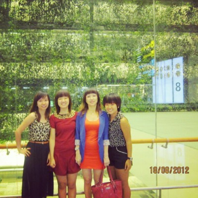 elder sister.. second. mum and third sister (Taken with Instagram)