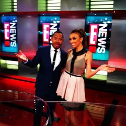 FROM BET TO BEYOND: Ex-cohost of BET's hit show 106 & Park, Terrence J, has upped the ante with his hosting career. The up and coming entertainer has now been offered the co-hosting position on E! News alongside Juliana Rancic…talk about a comeup!!!
