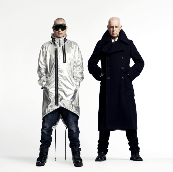 Pet Shop Boys stream new album 'Elysium,' will play live Berlin webcast tomorrow | LINK