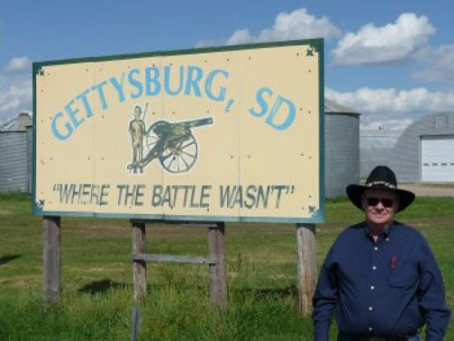 "Wrong Gettysburg Also be sure to visit Berlin, Vermont: ""Where there was no wall."""