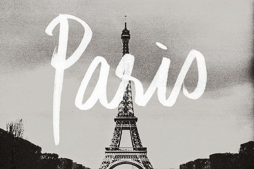 giltbyassociation:  if it's not new york, it's got to be paris