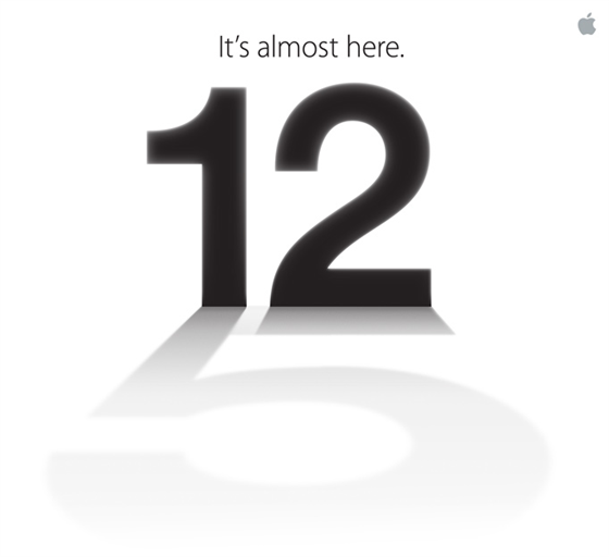 It's official: Apple to hold event on Sept. 12 (Image: Apple) As expected, Apple is holding an event at 10 a.m. PT/1 p.m. ET, Wednesday, Sept. 12, at the Yerba Buena Center for the Arts in San Francisco. The Cupertino-based company has just invited members of the press to the event, where they will likely be the first to hear about the next-generation iPhone — which, if you're reading things into the shadow on the invitation, may be called the iPhone 5. Read the complete story.