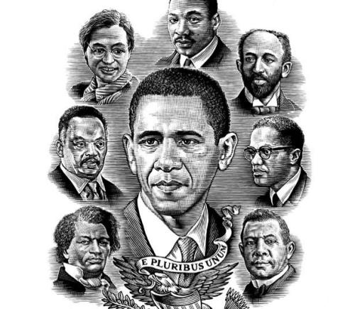 "The ""black president"" lived in the African American imagination as a kind of cosmic joke, a phantom of all that could never be."