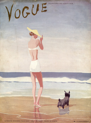 British Vogue, July 1937
