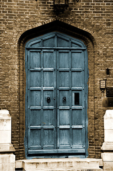 Old Door. By Milesphotos