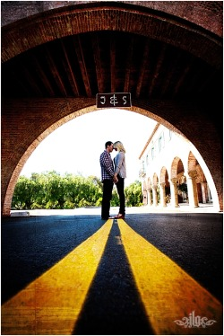 Palos Verdes Engagement Shoot.