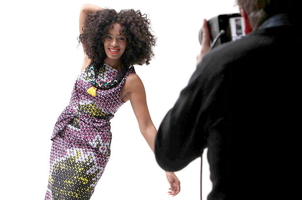 August 31: Solange Knowles visits Cape Town, South Africa for a cover shoot with Elle magazine, and to film the video for her latest single 'Losing You'.