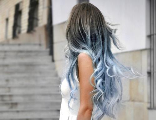 This is the best hair colour i've ever seen.