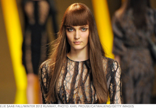 Bangs are back—to put it bluntly. And we show you four ways to rock the style this fall!