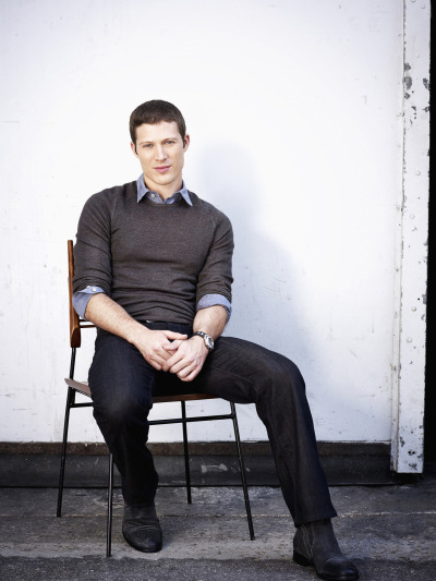 lindcherry:  Zach Gilford, So Fox So Fresh Campaign, 2012
