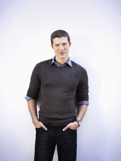 lindcherry:  Zach Gilford, So Fox/So Fresh Campaign, 2012