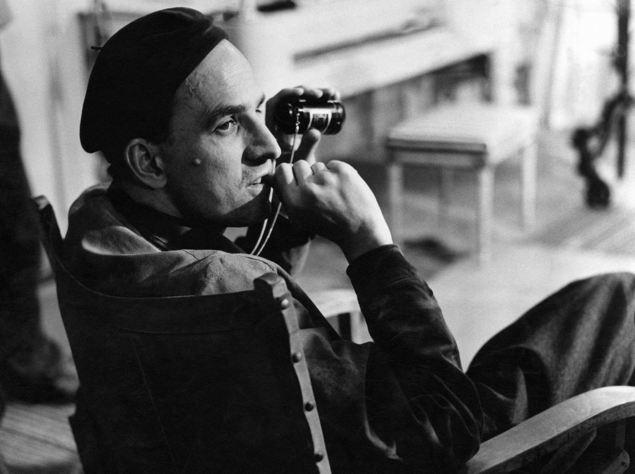 Ingmar Bergman's early films.