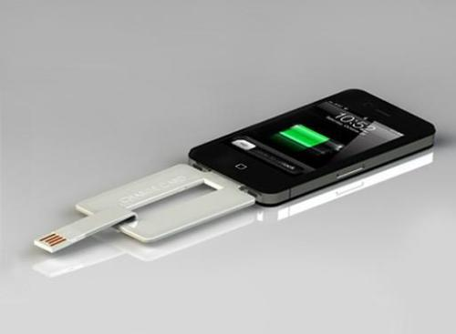 iPhone, Android, and Blackberry users rejoice! This charger is touted as one of the thinnest and most compact chargers to hit the market. Will you be getting one? Learn more about this awesome charger on the BLTD website.