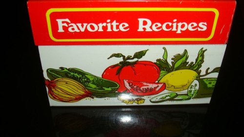 What's your favorite recipe?