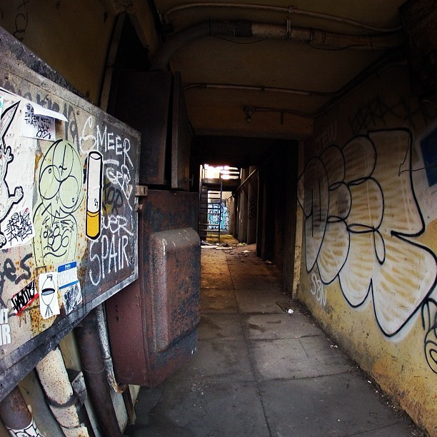 #valencia #graffiti #sanfrancisco #gopro  (Taken with Instagram)