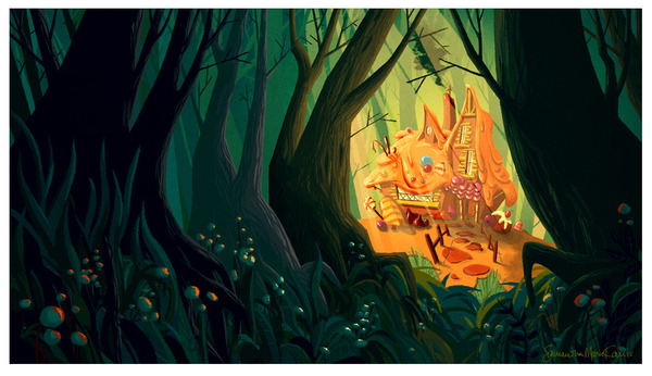 Hansel and Gretel by Samantha Kallis